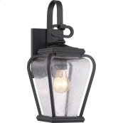 Province Black Outdoor Lantern