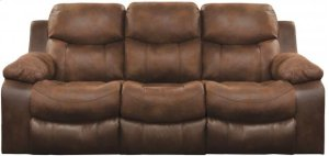 Power Reclining Console Loveseat