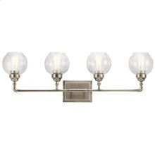 Niles Collection Niles 4 Light Bath Light AP