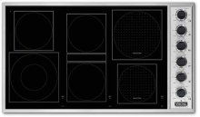 "36"" Induction/Radiant Cooktop - VCCU (36"" wide cooktop)"