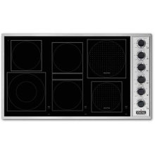 """36"""" Induction/Radiant Cooktop - VCCU (36"""" wide cooktop)"""