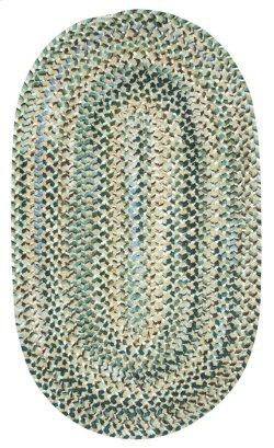 Grand-Le-Fleur Deep Waters Braided Rugs (Custom)