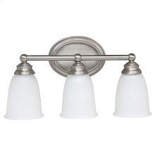 3 Light Vanity Fixture
