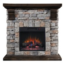 Pioneer Wall Mantel