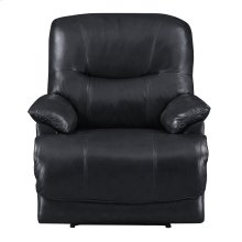 SU-BV13 Collection  Recliner with Power Headrest and Lumbar  Black