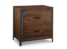 Portland 2 Drawer Lateral File Cabinet