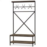 Craftsman Hallstand w/ Bench Product Image
