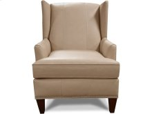 Olive Chair with Nails 474ALN