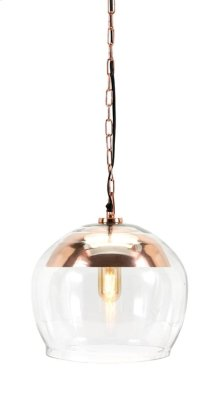 TY Songbird Copper Finish Pendant Light