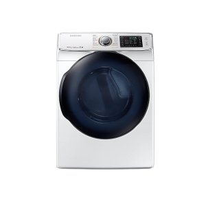 Samsung Appliances7.5 cu. ft. Electric Dryer in White