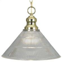 Simplicity 1 Light Pendant