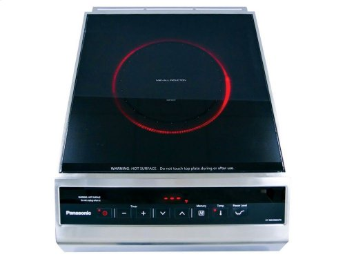 Commercial Induction Cooktop with Met-All Technology - KY-MK3500