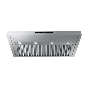 "DacorModernist 36"" Wall Hood, Silver Stainless Steel"