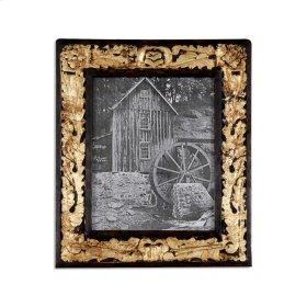 Elisha Carved Frame