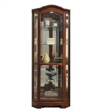 Florence Corner Cabinet
