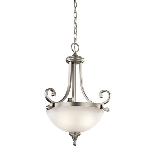 Monroe Collection Monroe 2 light Pendant NI