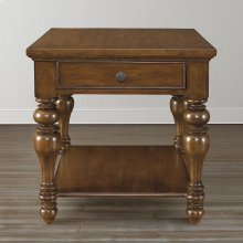Warrenton End Table-Floor Sample-**DISCONTINUED**