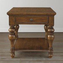 Warrenton End Table-Floor Sample-**DISCONTINUED**