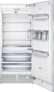 36-Inch Built-in Panel Ready Fresh Food Column