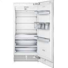 36-Inch Built-in Panel Ready Fresh Food Column