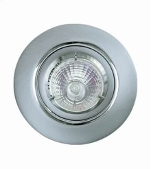 120V, 50W MR16 swival recess light (w/o bulb) G8 bi-pin