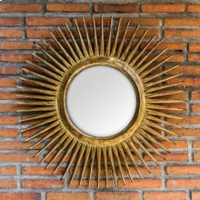 Destello Round Mirror