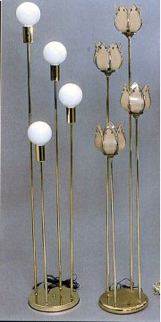 Round Ball Floor Lamp Product Image
