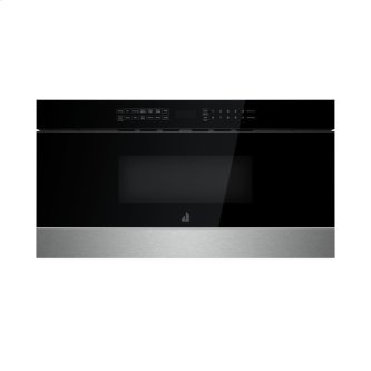 "30"" NOIR™ Undercounter Microwave Oven with Drawer Design"