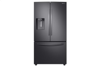 RF23R6201SG French Door Refrigerator with Twin Cooling Plus™ (Black stainless steel)