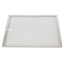 "Aluminum Grease Filter, 8-5/8"" x 11"" x 3/8"""