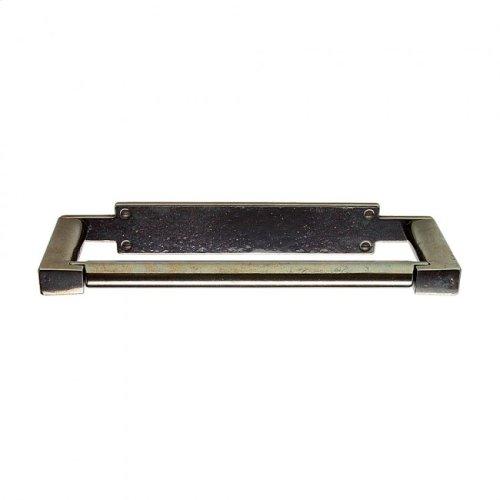Rail Horizontal Paper Towel Holder - PT7 White Bronze Medium
