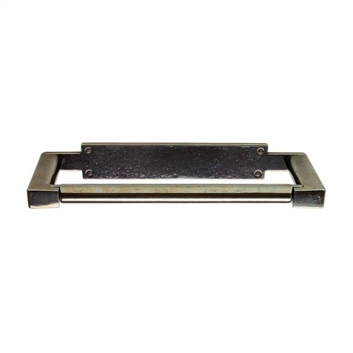 Rail Horizontal Paper Towel Holder - PT7 Silicon Bronze Brushed