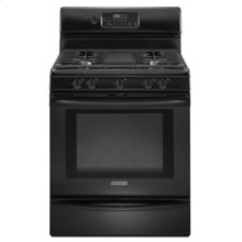 30-In. Width Freestanding Gas 5 Burners Griddle T.H.E.™ True Convection Architect® Series II