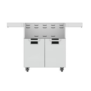 "Hestan30"" Aspire Tower Cart with Double Doors - ECD Series - Stealth"