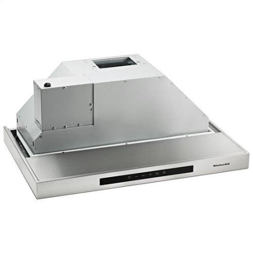 "KitchenAid® 30"" Low Profile Under-Cabinet Ventilation Hood - Stainless Steel"