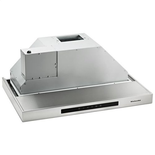"KitchenAid® 30"" Low Profile Under-Cabinet Ventilation Hood - Stainless Steel"