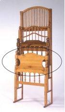 "Honey Pine 3"" Post - Full / Queen Product Image"