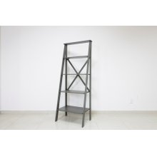 Hawthorne Estate Grey Wash Angled Etagere