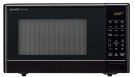 1.1 cu. ft. 1000W Sharp Black Carousel Countertop Microwave Oven Product Image