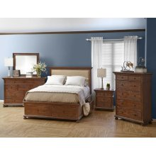 Geneva Hills 3 Drawer Nightstand