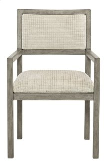Mitcham Arm Chair in Rustic Gray