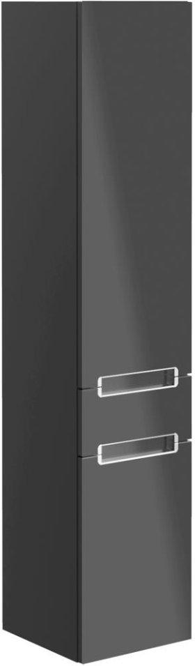 Tall cabinet - Glossy Grey