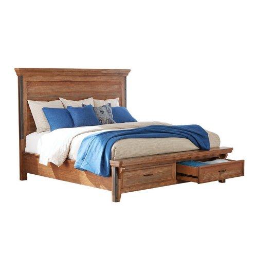 Taos Storage Bed Side Rails