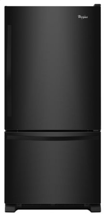 Whirlpool® 22 cu. ft. Bottom-Freezer Refrigerator with Freezer Drawer