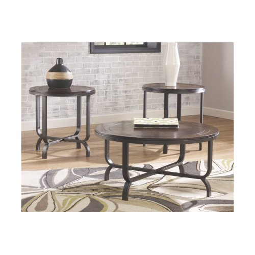 T23813 In By Ashley Furniture In Lake City Fl Occasional Table