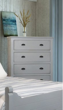 Bedroom HH-4270 Collection - 5 Drawer Chest - Sunset Trading