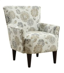 Emerald Home Flower Power Accent Chair Cascade Mineral U3655-05-25