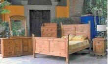 San Gabriel Plain Bedroom Group