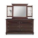 6/Deep Drawer Florentino Long Dresser Product Image