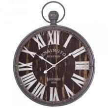 Pendant Iron Wall Clock
